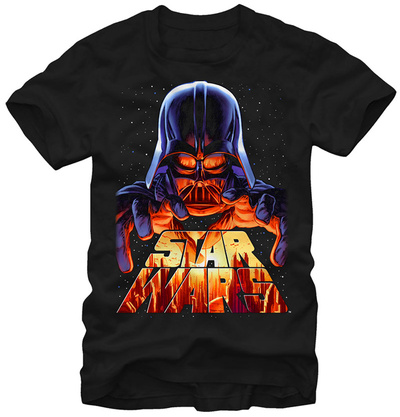 Star Wars- Looming Vader T-Shirt