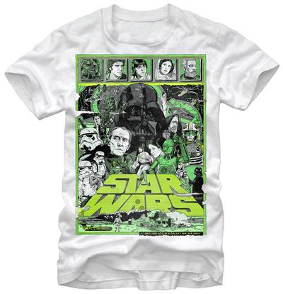 Star Wars- Epic Hope T-Shirt