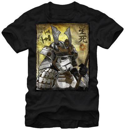 Star Wars- Samurai Trooper Shirts