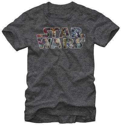 Star Wars- Epic Logo T-shirts