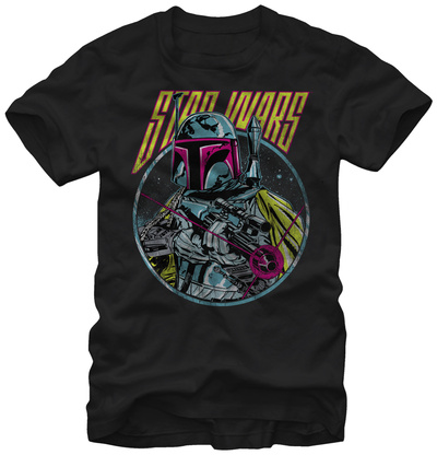 Star Wars- Bobba Fett Taking Aim Shirt