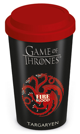 Game Of Thrones - House Targaryen Travel Mug Mug