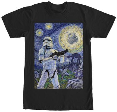 Star Wars- Stormy Night T-Shirt