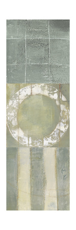 Circle Square Panel 2 Prints by Donna Becher