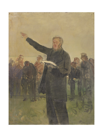 Jules Grevy Giclee Print by Emile Renouf