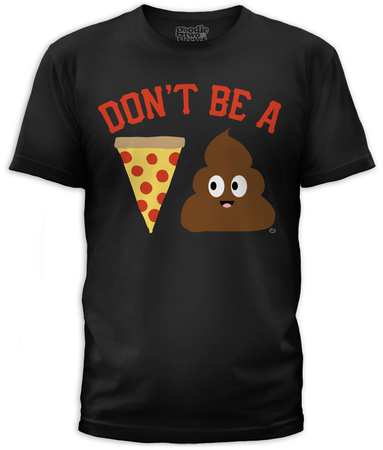 Pizza Poop Shirts