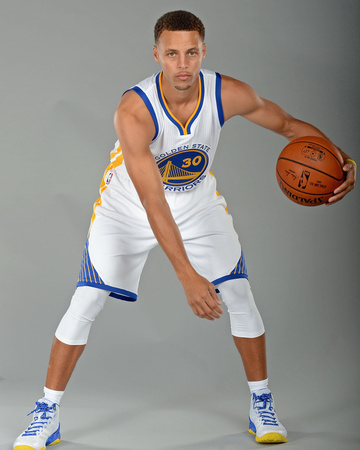 Golden State Warriors Media Day 2015 Photo by Noah Graham