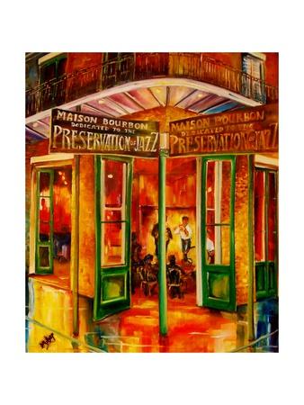 Maison Bourbon Prints by Diane Millsap