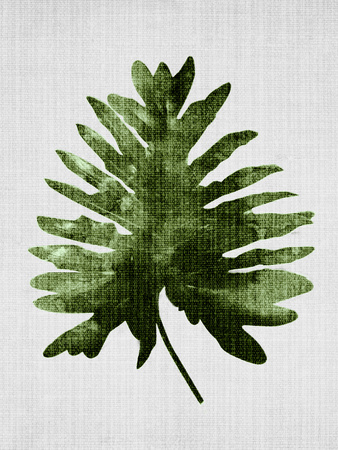 Tropical Leaf 2 Posters by  LILA X LOLA
