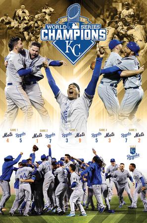2015 World Series - Celebration Prints