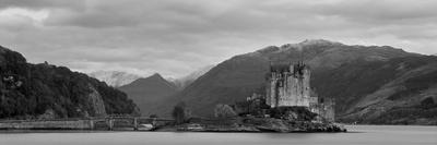 Eilean Donan Castle, Dornie, Lochalsh, Highland Region, Scotland, United Kingdom, Europe Photographic Print by Patrick Dieudonne