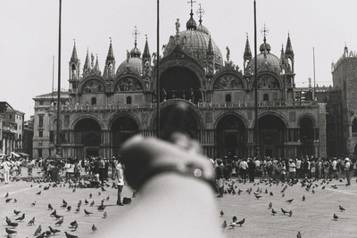 San Marco Photo by Ai Weiwei