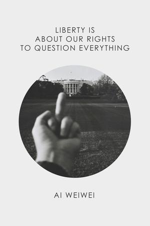 White House Photo by Ai Weiwei