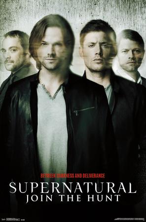 Supernatural - Key Art 11 Posters
