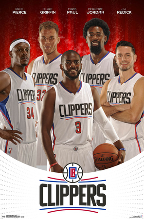 Los Angeles Clippers - Team 2015 Photo