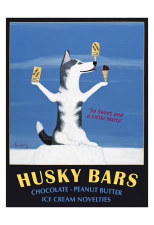 Husky Bars Edizione limitata di Ken Bailey