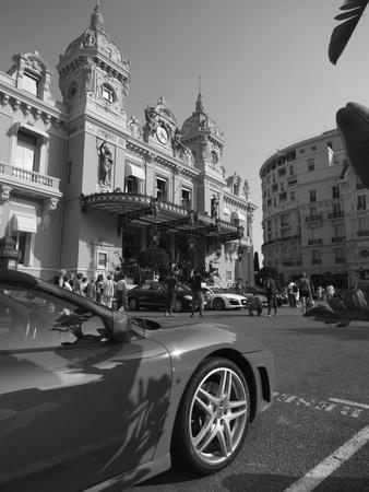 Grand Casino, Monte Carlo, Monaco Photographic Print by Alan Copson