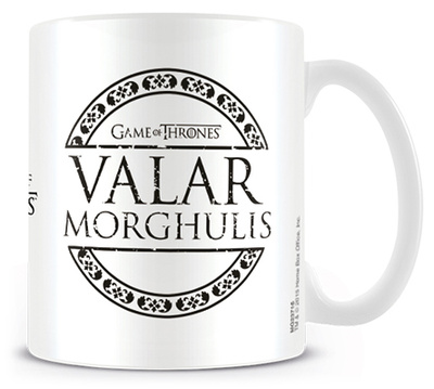 Game of Thrones - Valar Morghulis Mug Mug