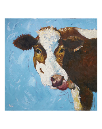 Cow 303 Posters by  Roz
