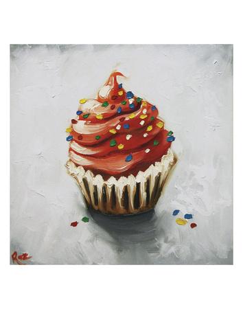 Cupcake 121 Prints by  Roz