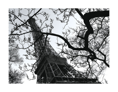 Eiffel III Prints by Tom Artin
