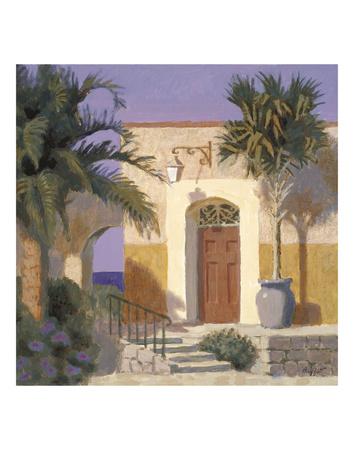 San Miguel Prints by William Buffett
