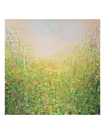 Spring Flowers Posters by Sandy Dooley
