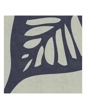 Shadow Leaf III Prints by Mali Nave