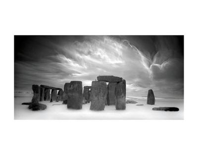 Stonehenge Posters by Marcin Stawiarz