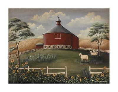 Sunflower Summer Prints by Barbara Jeffords