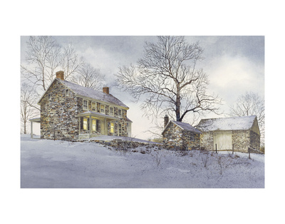 Evening Quiet Posters by Ray Hendershot