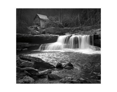 Glade Mill Creek Prints by Stephen Gassman