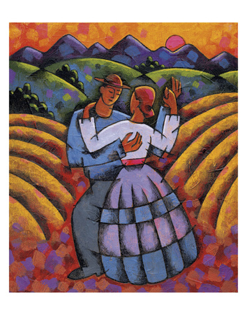 Harvest Waltz Prints by Jim Dryden