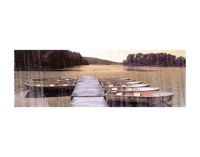 Lakeside Memories Prints by Erin Clark