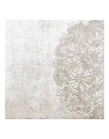 Lace Fresco I Prints by Mali Nave