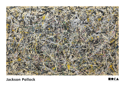 Number 1, 1949, 1949 Posters by Jackson Pollock