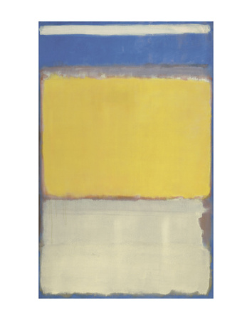 Number 10 Posters by Mark Rothko