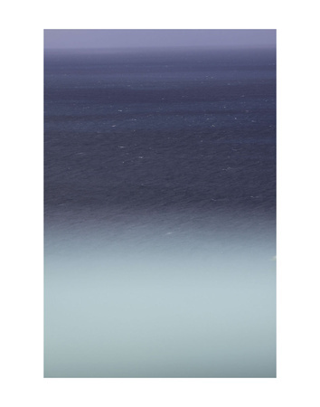 Ombre Ocean Posters by Brian Leighton