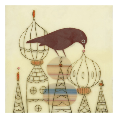 Morsel Print by Amy Ruppel