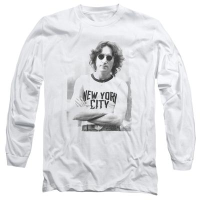 Long Sleeve: John Lennon- New York City Long Sleeves