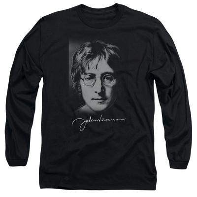 Long Sleeve: John Lennon- Sketch Long Sleeves