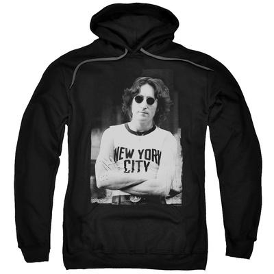 Hoodie: John Lennon- New York City Pullover Hoodie