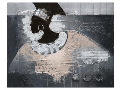 Cape of Silver Prints by  Joadoor