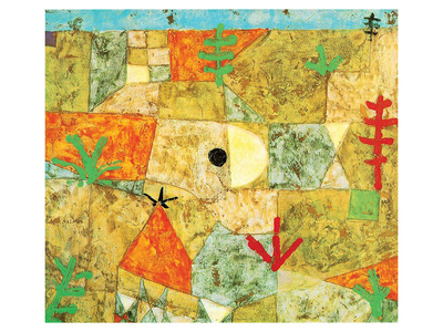 Southern Gardens Posters by Paul Klee
