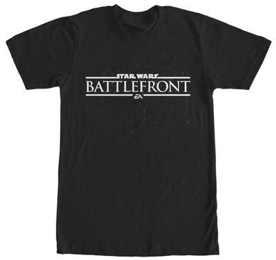 Star Wars Battlefront- Starfield Logo T-shirts