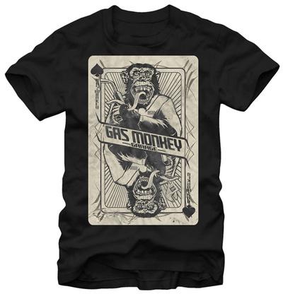 Gas Monkey- Shot Caller T-shirts