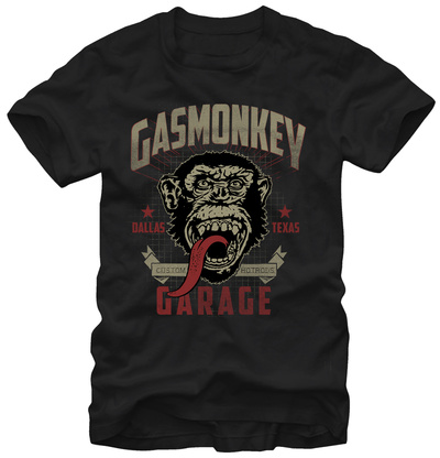 Gas Monkey- Framed T-shirts