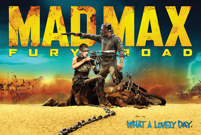 Mad Max- Fury Road Plakater