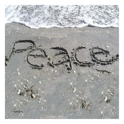 Coastal Peace Prints by Diane Stimson