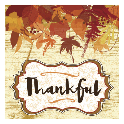 Thankful Autumn Prints by Melody Hogan!
